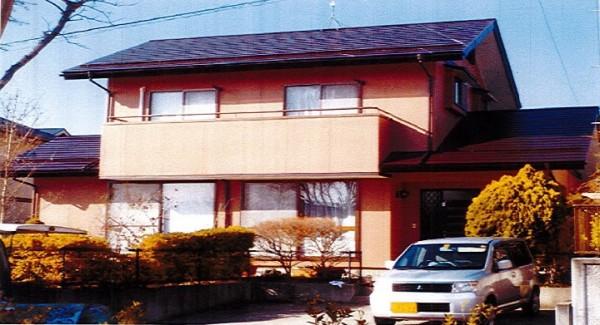 S様邸 屋根・外壁遮熱塗装施工事例