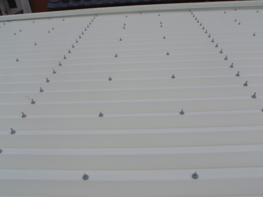 U様邸 屋根遮熱塗装施工事例
